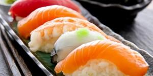 sushi rotas e sabores