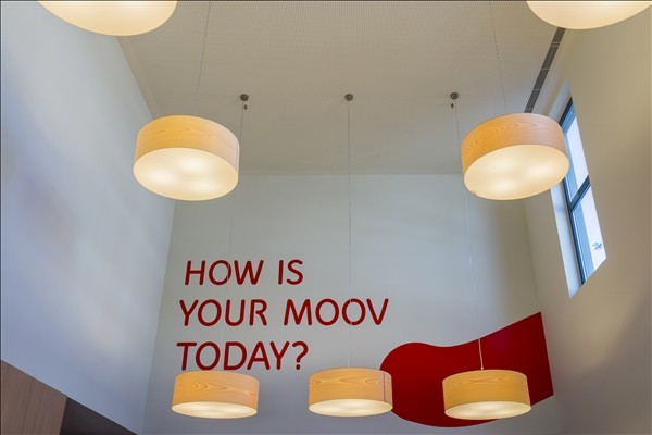 Moov Porto Norte - Receção (1)