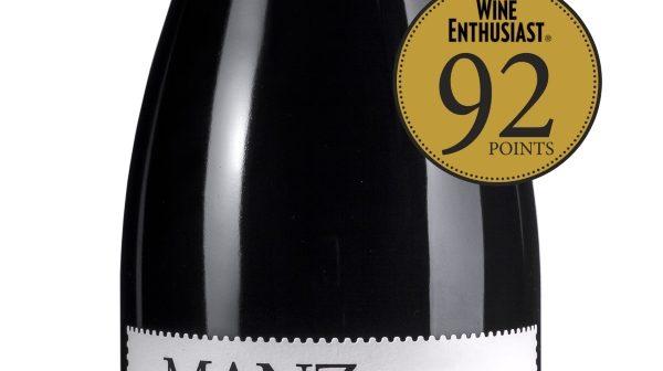 Manz Pomar Melhor Vinho Tinto do Velho Mundo!