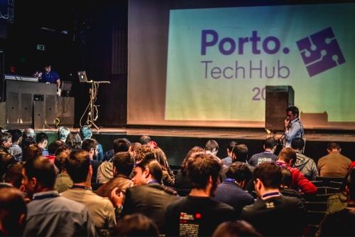 PORTO TECH HUB CONFERENCE 2017