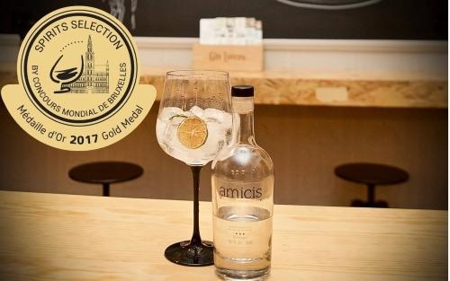 """Gin com Aromas da Zona Centro """"Brilha"""" no Chile"""