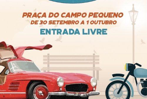 Campo Pequeno Acolhe MOTOR VINTAGE Lisboa 2017