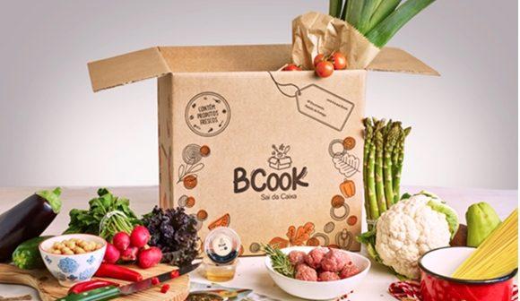 Conheça a Caixa BCookQue Reune Tempo, Saude e Equilíbrio!