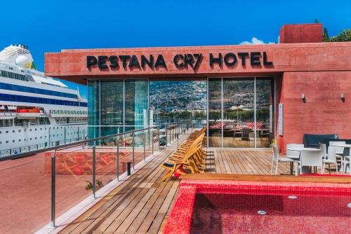 1º HOTEL PESTANA CR7 ABRE NA MADEIRA