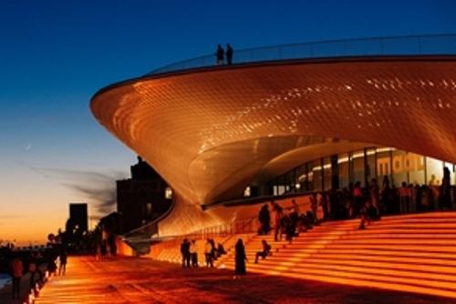 Novo Museu MAAT em Lisboa