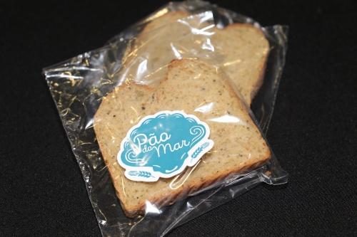PÃO DO MAR: Um pão saído da concha!