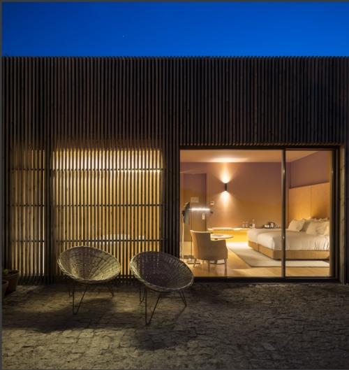 Monverde Galadoardo como Europe Luxury Hideaway.