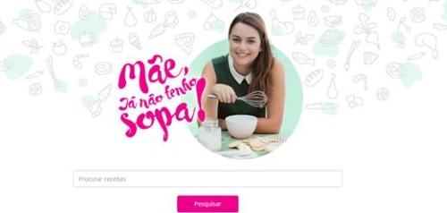 """""""MÃE JÁ NÃO TENHO SOPA"""""""