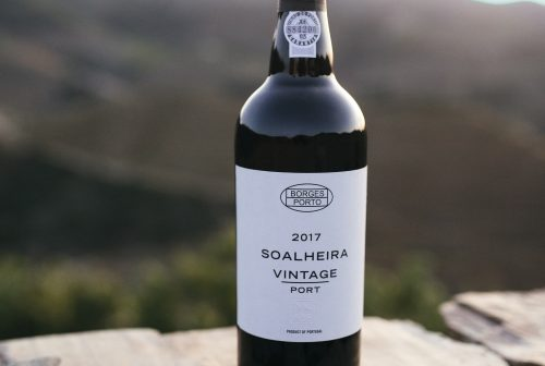 Wine Enthusiast Distingue Borges Soalheira Porto