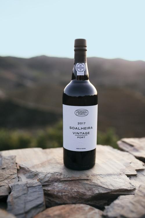 Wine Enthusiast Distingue Borges Soalheira Porto