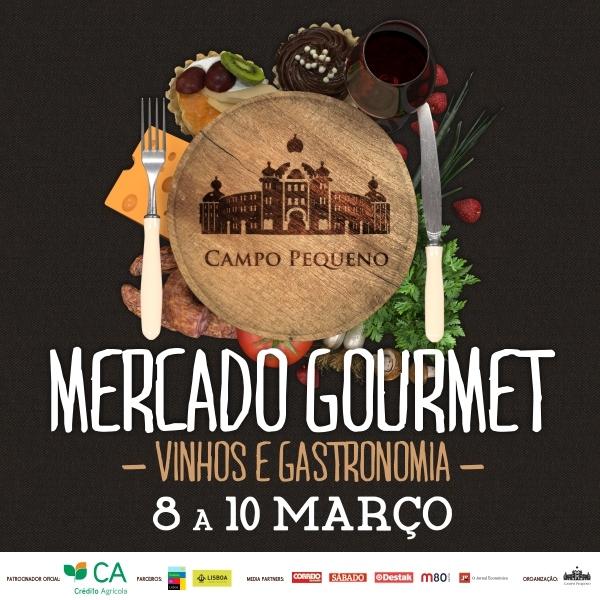 O Mercado Gourmet está de volta ao Campo Pequeno