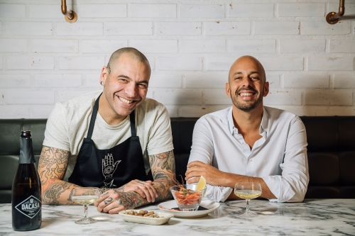 Espumantaria do Petisco do Chef Vitor Hugo