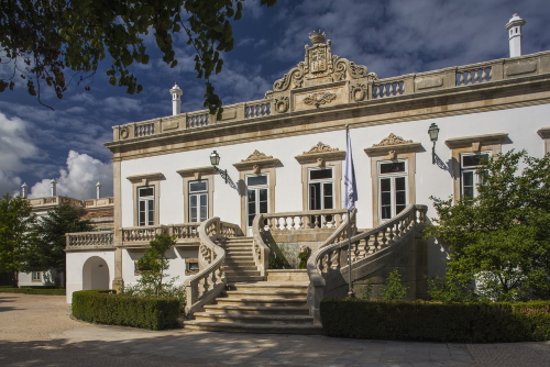 Reabertura Do Hotel Da Quinta Das Lágrimas