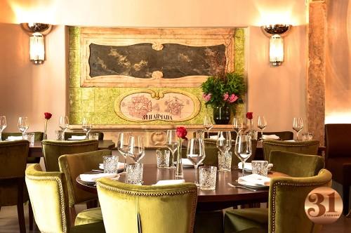 O restaurante O 31 D´Armada