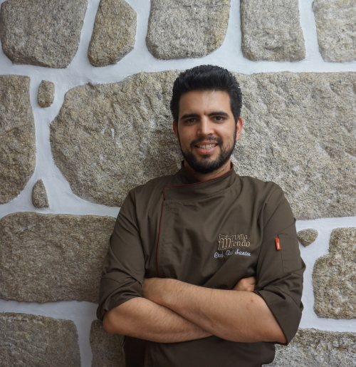 Restaurante Villa Mendo-A minha paixão? Cozinhar e ver sorrisos!